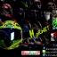 หมวกกันน็อคReal รุ่นHornet-GP-RACE สีเขียว thumbnail 1