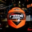 หมวกกันน็อคReal รุ่นBravo สีส้ม thumbnail 3