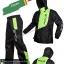 เสื้อกันฝน POLE RACING สีดำ-เขียวสะท้อนแสง สำเนา thumbnail 2