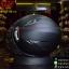 หมวกกันน็อคReal รุ่น Dawin สีดำด้าน (สำหรับคนศีรษะใหญ่) thumbnail 5