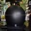 หมวกกันน็อคคลาสสิก OMD สีดำบรอนด์ด้าน thumbnail 3