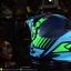 หมวกกันน็อคReal รุ่น VENGER KAZAR สีน้ำเงิน-เขียว thumbnail 2