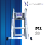 บันไดอลูมิเนียม ยืดหดได้ MX-28 ทรงพาด 5.6 เมตร, ทรง A 2.8 เมตร thumbnail 1