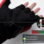 ถุงมือpro-biker (ครึ่งนิ้ว) สีแดง (ราคาพิเศษ) thumbnail 8