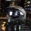 หมวกกันน็อคReal โมตาด Drift-S สีดำด้าน thumbnail 3