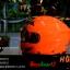 หมวกกันน็อคReal รุ่นHornet สีส้ม thumbnail 5
