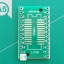 PCB Adapter SOP24 SSOP24 TSSOP42 to DIP24 thumbnail 1