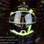 หมวกกันน็อค INDEX รุ่น Legenda i-shield สี BLACK-GREEN thumbnail 1
