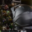 หมวกกันน็อคReal รุ่น VENGER KAZAR สีดำด้าน thumbnail 6