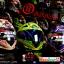 หมวกกันน็อคReal รุ่นHornet-GP-RACE สีเขียว thumbnail 8