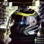 หมวกกันน็อคReal เปิดหน้า รุ่น Comfort รุ่น NEXT RJ1 สีดำ-เหลือง thumbnail 4