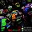 หมวกกันน็อคReal รุ่นHornet-Burirum สีGRAPHIC YELLOW thumbnail 7
