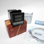 เครื่องควบคุมอุณหภูมิระบบ (Berme) PID รุ่น REX-C100 (240V/3A ) + Thermocouple 0 to 400C