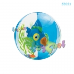 Intex บอลอะแควเรี่ยม 24 นิ้ว (61 ซม.) ปลาสีฟ้า รุ่น 58031