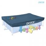 Intex ผ้าคลุมสระเฟรมพูลสี่เหลี่ยม 3x2 ม. รุ่น 28038