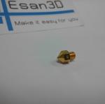0.4mm 3D printer extruder nozzle