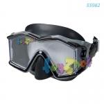 Intex หน้ากากดำน้ำ เอ็กซ์โพลเรอร์ โปร ซิลิโคน สีดำ รุ่น 55982