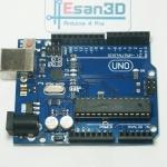 Arduino UNO R3 (พร้อมสาย USB)