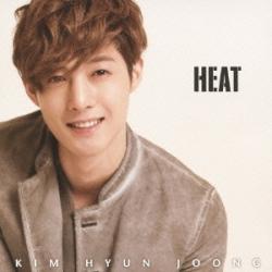 "[PRE-ORDER] KIM HYUN JOONG - Japan Album ""Heat"" (Regular Edition)"