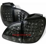 ไฟท้าย LEXUS RX300 99-03 SMOKE LED