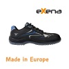 Sport Safety Shoe ONICE BLACK S3 SRC