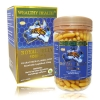 wealthy health royal jelly 1,000 mg. นมผึ้งเข้มข้น 6% นมผึ้งโดม 365 เม็ด