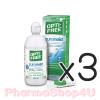 (ซื้อ3 ราคาพิเศษ) Opti-Free PureMoist 300mL มีสารให้ความชุ่มชื้น Hydraglyde ชุ่มชื้นยาวนานตลอด 16 ชั่วโมง