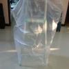 ถุงพลาสติกขนาดใหญ่ 35x56 นิ้ว (กว้าง 85cm ยาว 140cm)