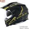 Nexx X.D1 Voyager Black-Yellow