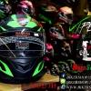 หมวกกันน็อคRider Viper สีExotic Green