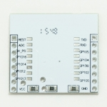 ESP8266 pcb adapter