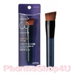 Shiseido Foundation Brush No.131 แปรงรองพื้นขนเนียนนุ่ม ไม่บาดหน้า หัวตัด ตัวด้ามสั้น เหมาะมือ พกง่าย