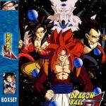 Dragon Ball GT ดราก้อนบอล GT 5 แผ่นจบ ลิขสิทธิ์เก่า ไรท์พิกเจอร์