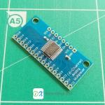16-Channel Analog Digital Multiplexe 74HC4067