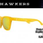 Hawkers Neon Orange Daylight One (H-43)