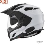 Nexx X.D1 Plain Grey Reflex