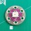 LilyPad Pixel Board WS2812 module thumbnail 1