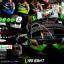 หมวกกันน็อคRider รุ่น Vision X สี Space Green thumbnail 4