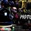 หมวกกันน็อคคลาสสิก MOTO3 สีดำเงา thumbnail 3