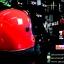 หมวกกันน็อคคลาสสิก OMD สีแดง สำเนา thumbnail 1