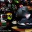 หมวกกันน็อคRider Viper สีExotic Black thumbnail 4