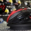 หมวกกันน็อค จักรยาน สีแดง-ดำ thumbnail 2