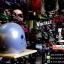 หมวกกันน็อคคลาสสิก OMD สีบอร์นเงิน thumbnail 2