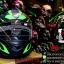 หมวกกันน็อคRider Viper สีExotic Green thumbnail 1
