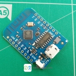 WeMos D1 mini Lite V1.0.0 - WIFI Internet of Things development board based ESP8285 1MB FLASH