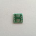 PCB Adapter SO8 MSOP8 SOIC8 TSSOP8 SOP8 to DIP8