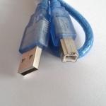 USB Type-B Cable สาย USB สำหรับ Arduino Uno / Duo / Mega