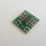 PAM8403 2*3W Class D Amplifier Module