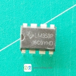 LM358 Dual Operational Amplifiers