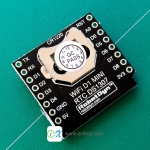 RobotDyn RTC DS1307 (Real Time Clock) Shield for WeMos D1 mini